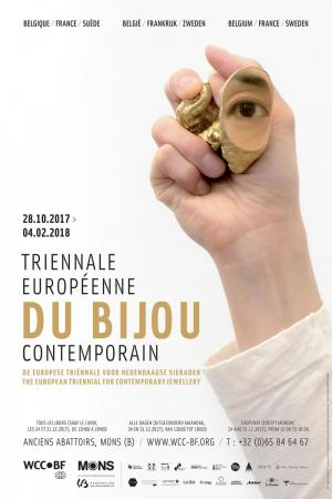 Triennale du Bijou contemporain affiche