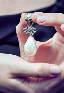 perle de Marie-Antoinette