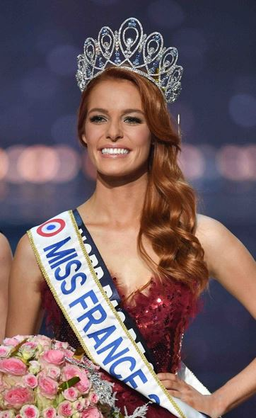 Maeva Coucke Miss France