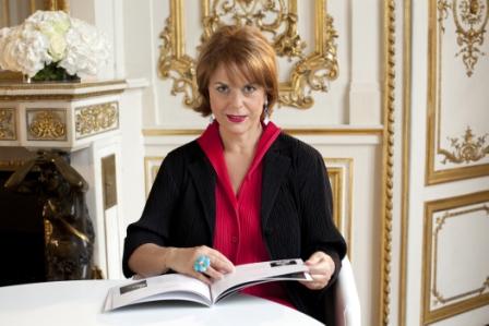 Marie Vallanet, Présidente dee l'Ecole des Arts Joailliers